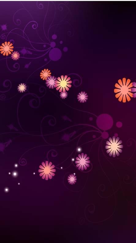 Desing in purple