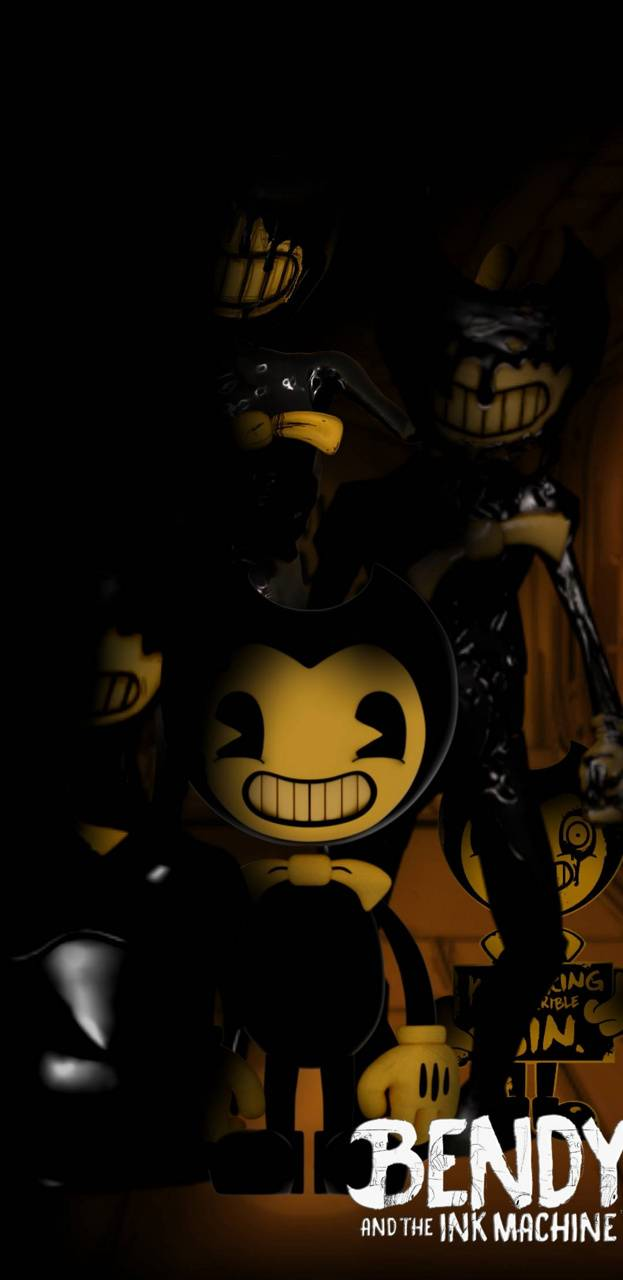 Bendy Wallpaper By Pyperrothery Fd Free On Zedge