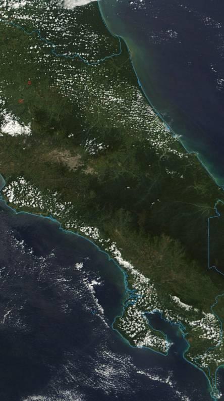 Costa Rica Space