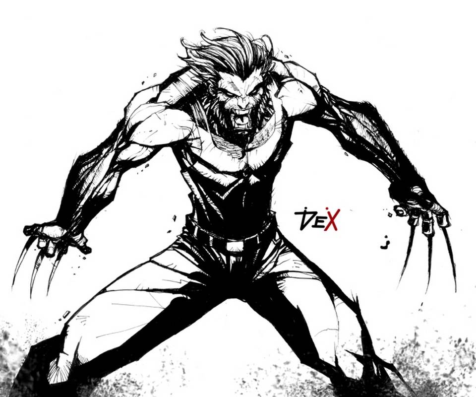 The Wolverine Fan Art