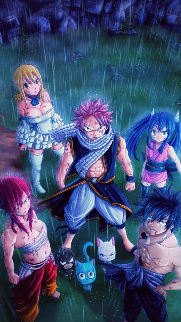 fairy tail time