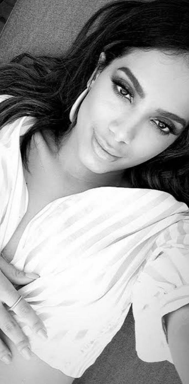 Selfie da Anitta