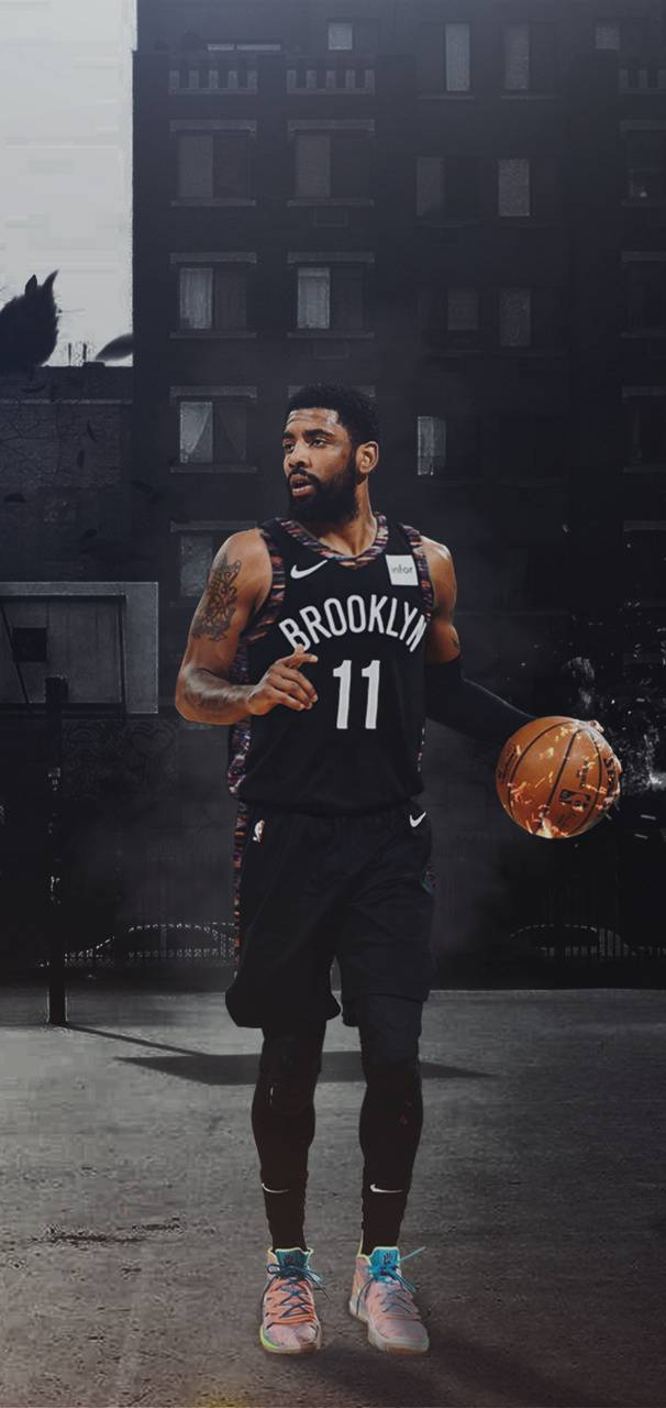 Kyrie Irving Nets Wallpaper By Zollitima 45 Free On Zedge
