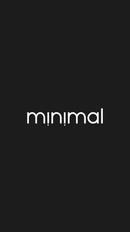 Minimal Wallpaper