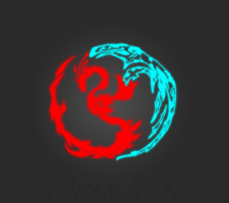 Dragon Logo Wallpaper By Srikanthp E0 Free On Zedge