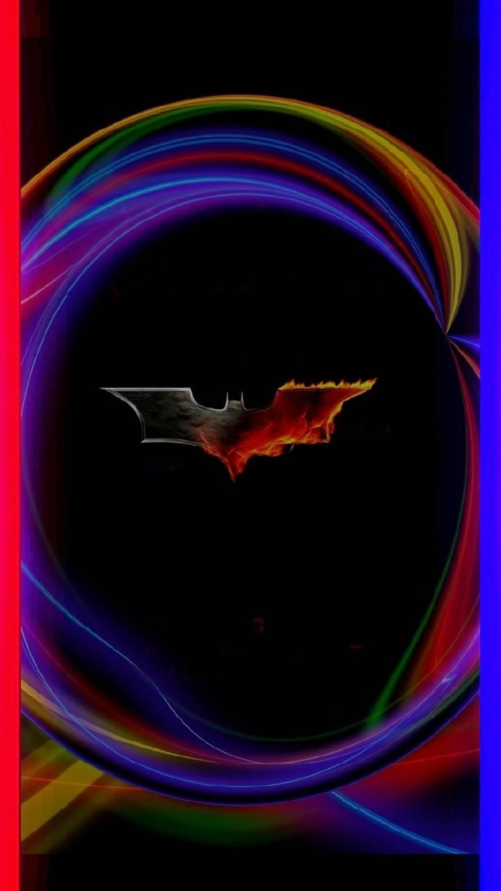 S7 edge Batman