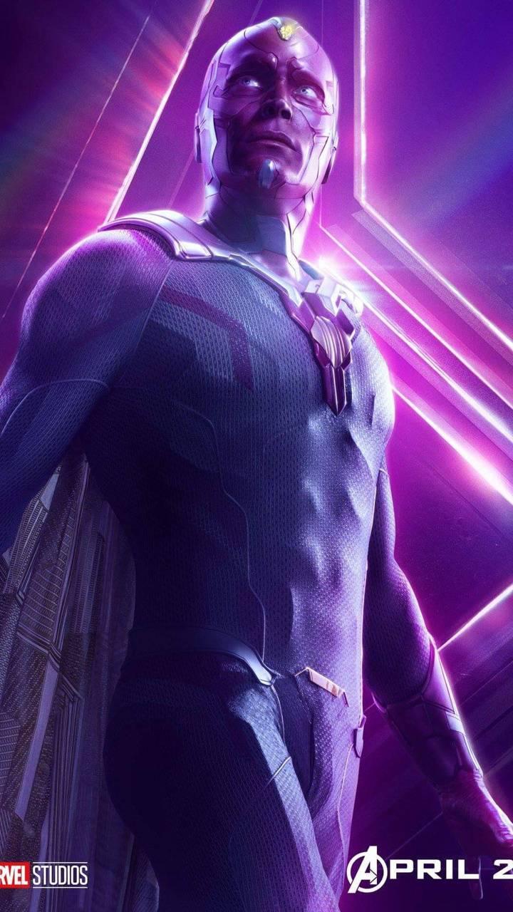 Vision Avengers 3