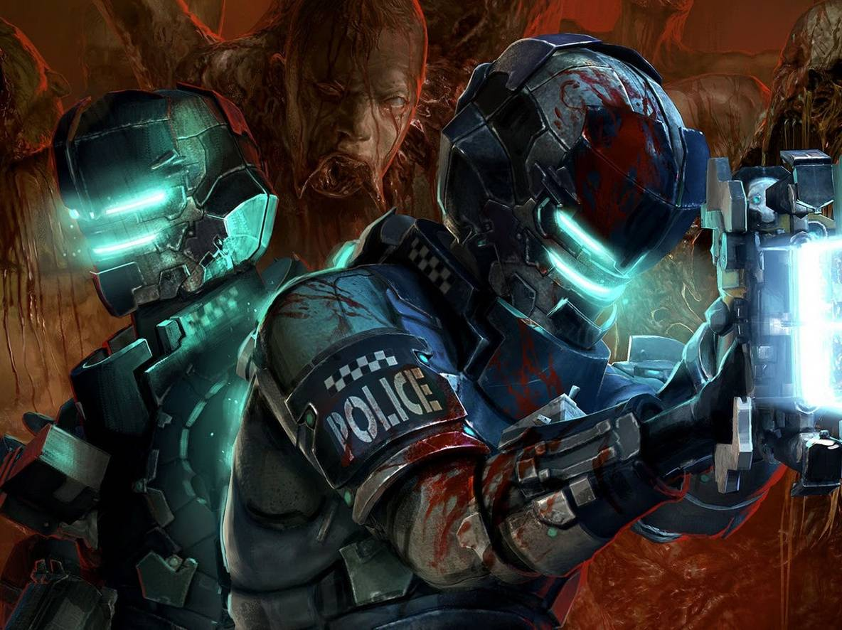 Dead Space Police