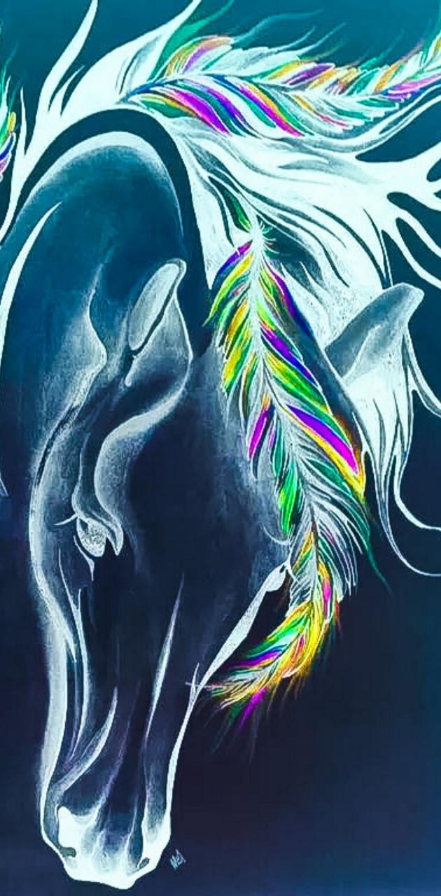 Horse n Feather