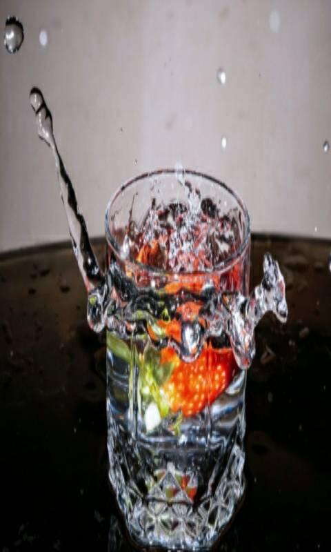 water glass 3d