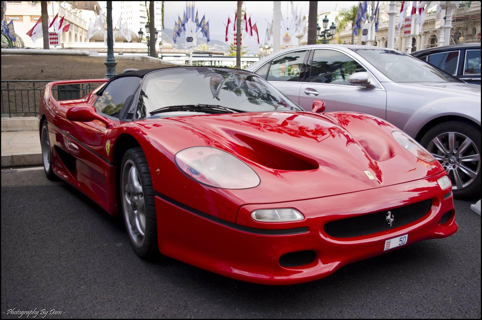 Ferrari 1997 F15