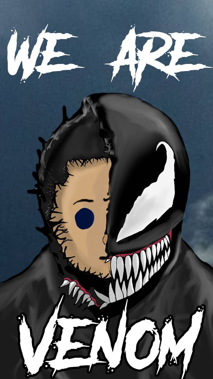 Dark Venom Wallpaper