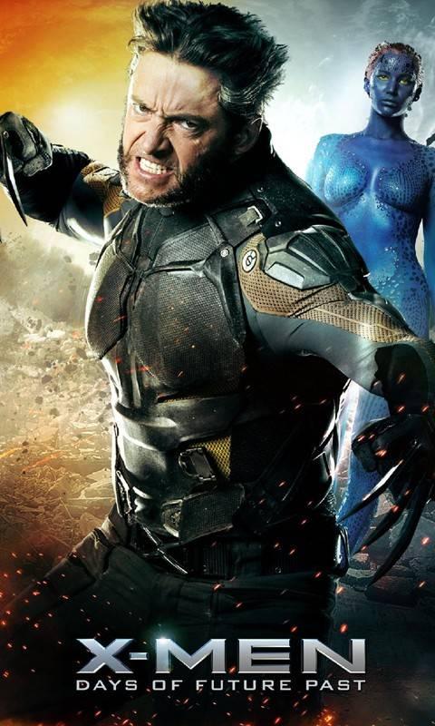 X-MEN 2014 Wolverine