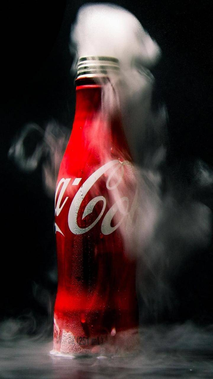 Coca cola smoke