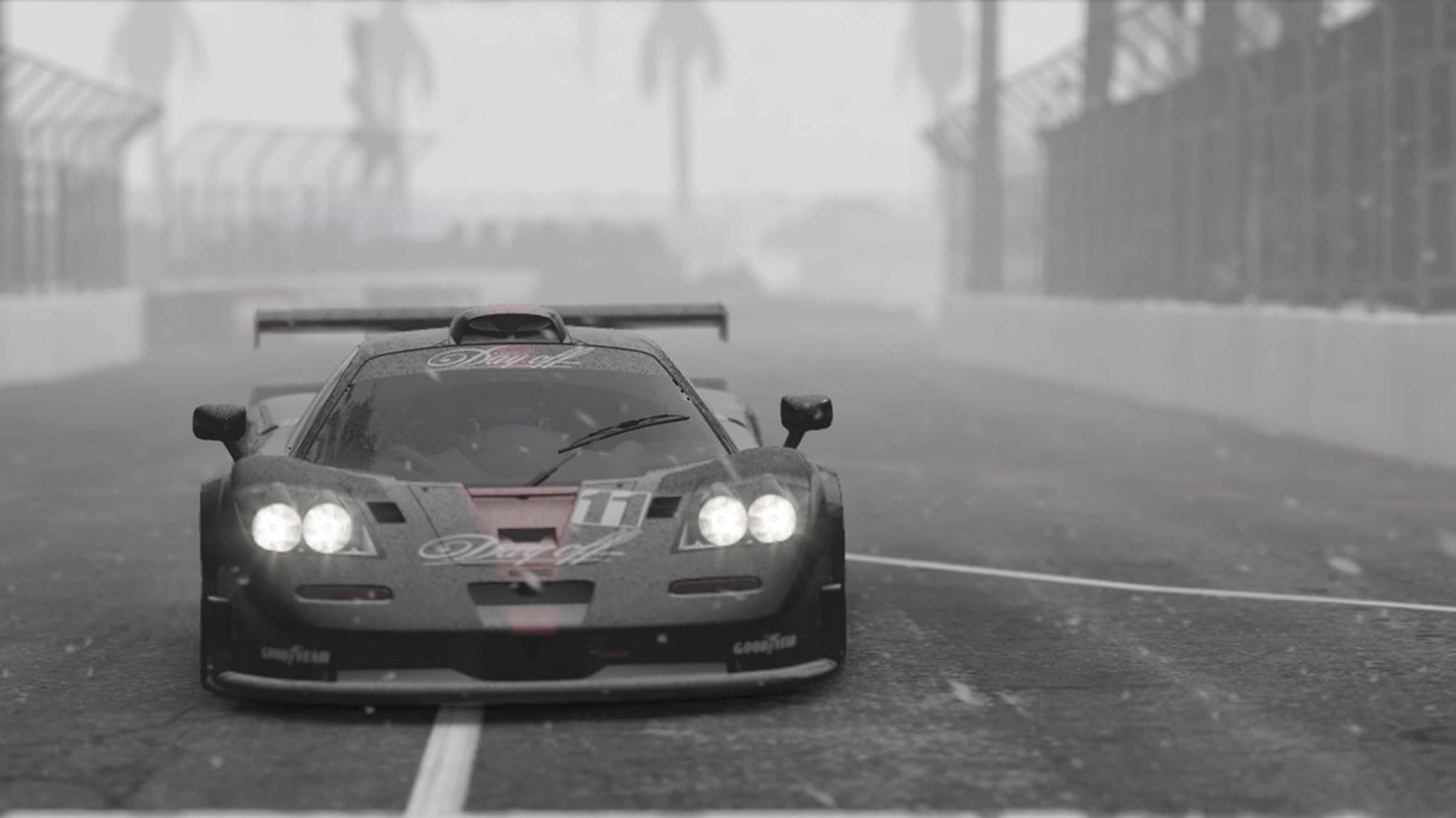 MCLAREN F1 GT 1998