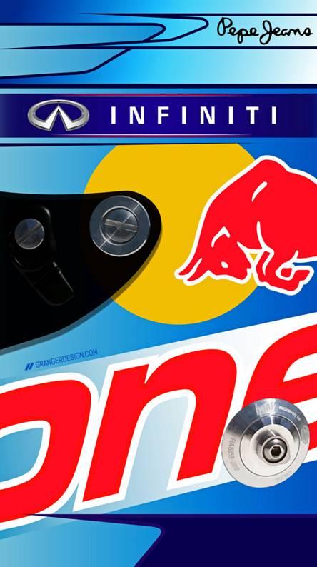 Vettel Helmet 2014