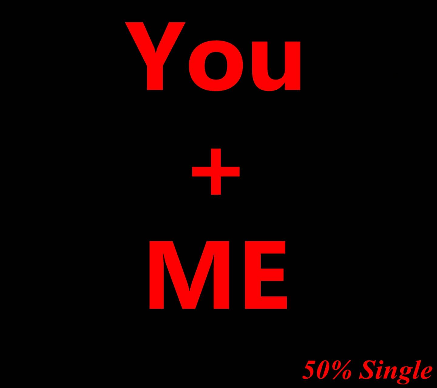 you and me 50 single