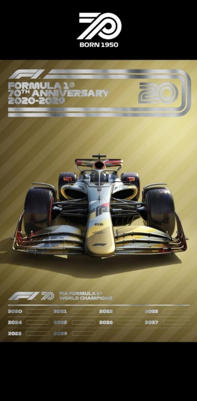F1 2020 Decade