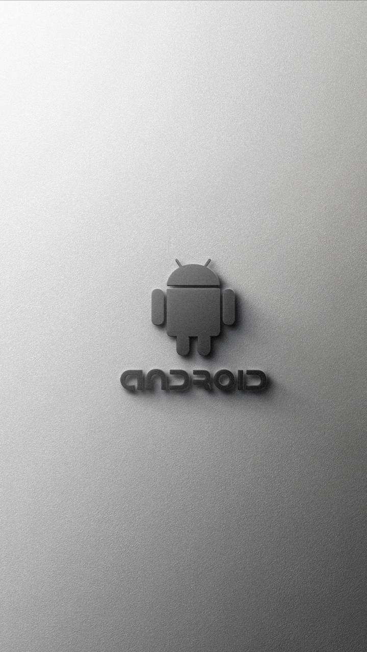 android matte logo
