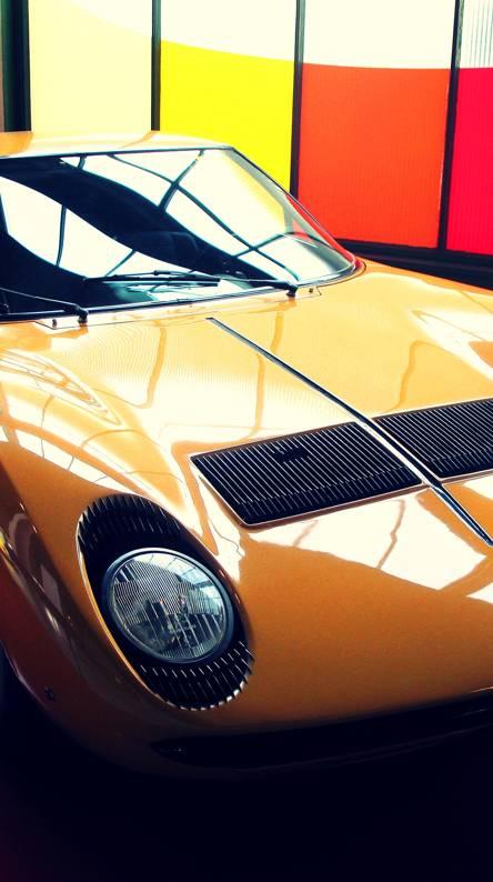 Lamborghini Miura Wallpapers Free By Zedge