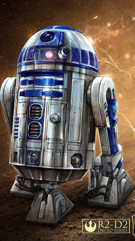 R2 D2 Wallpapers Free By Zedge
