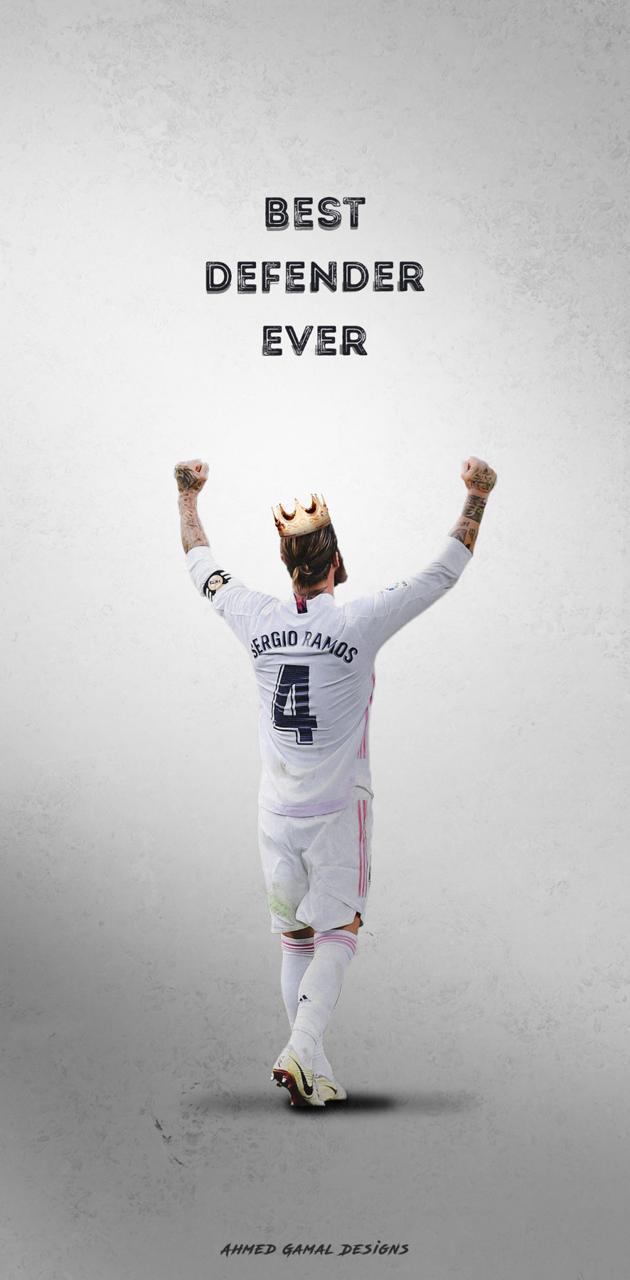 Sergio Ramos The King