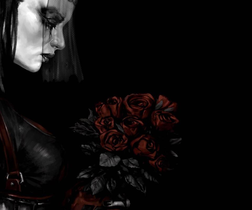 Girl  gothic