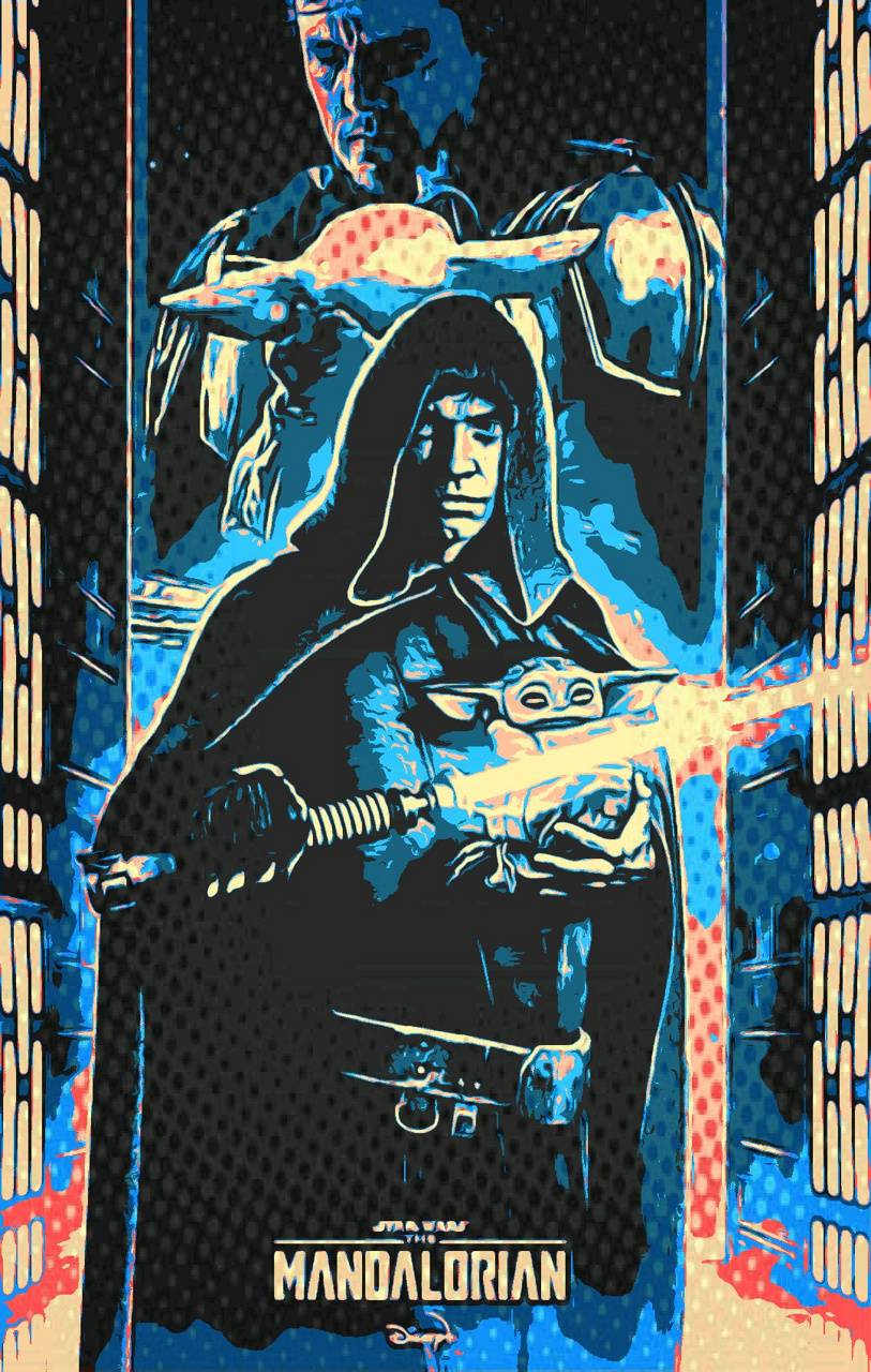Luke grogu and din