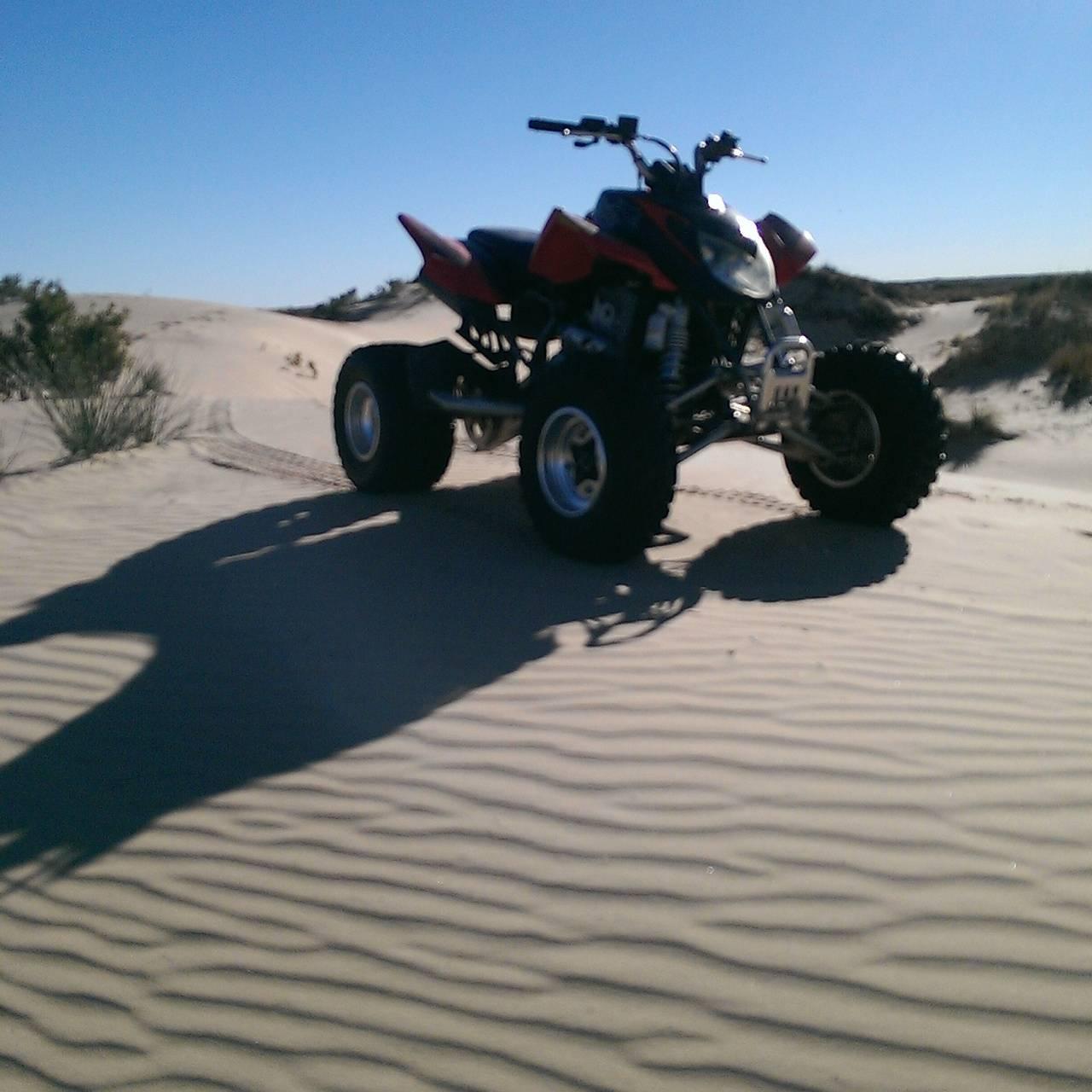 Quad in Dunes