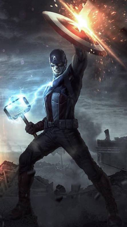 Worthy Captain America Ringtones And Wallpapers Free By Zedge