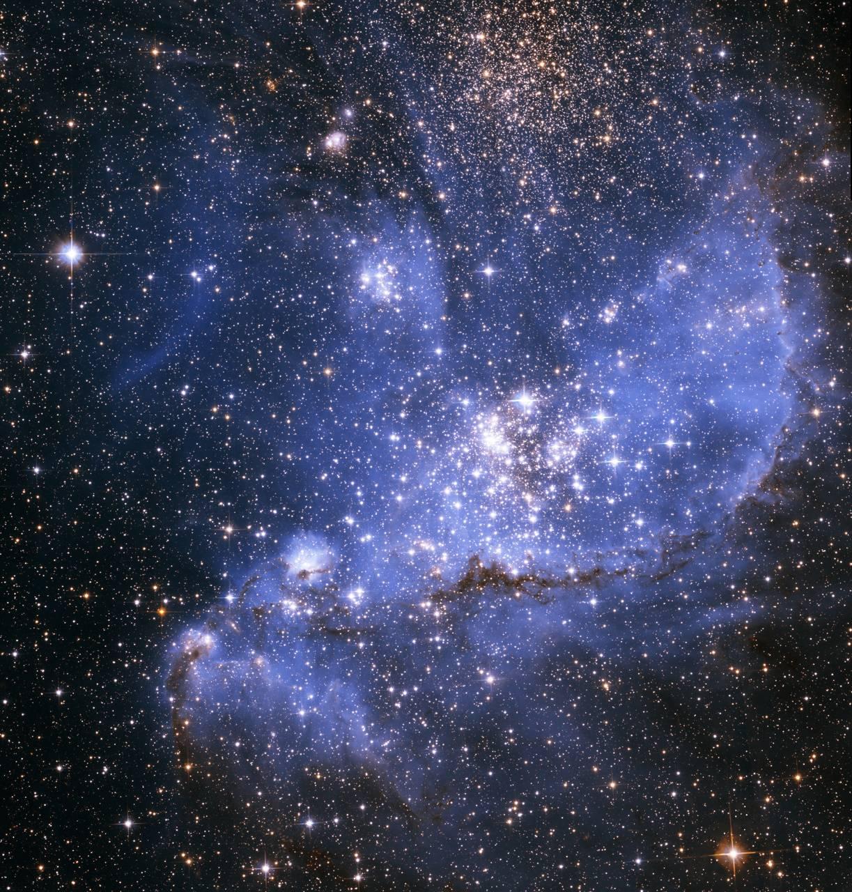 Extensive galaxy