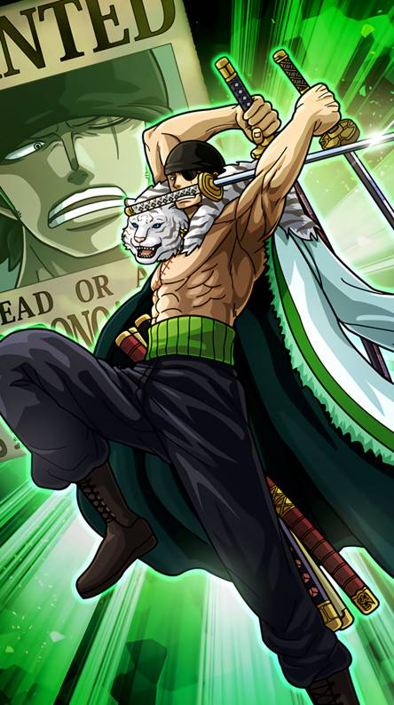 Download Wallpaper Zoro Wano Hd Cikimm Com