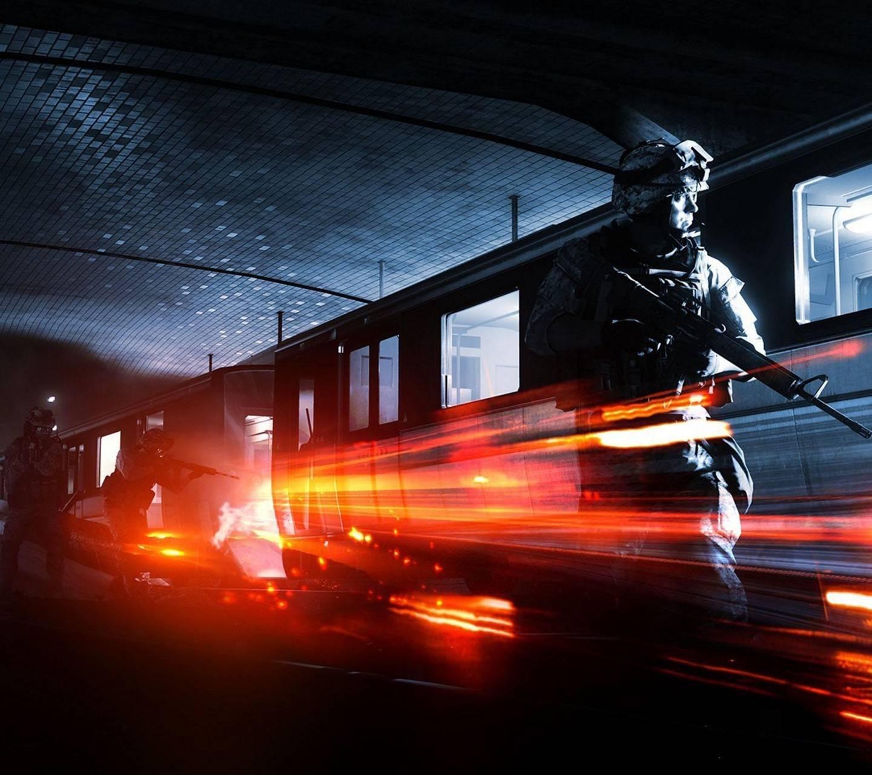 Battlefield 3 Metro