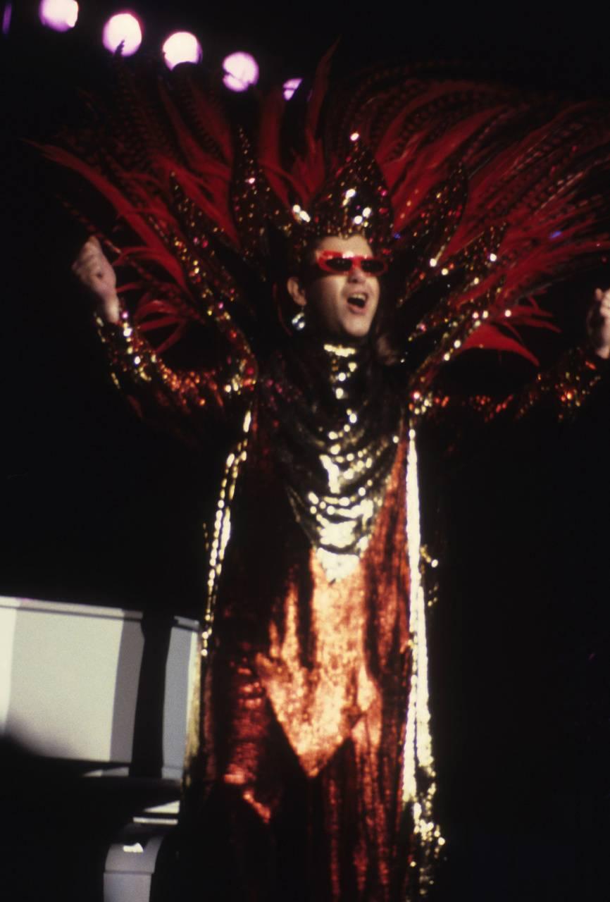 Elton John Devil