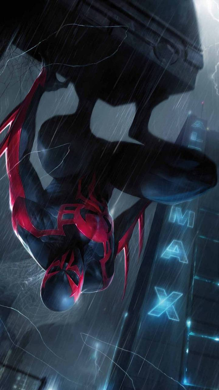Spider Man 2099 Wallpaper By Camsooner1 0d Free On Zedge