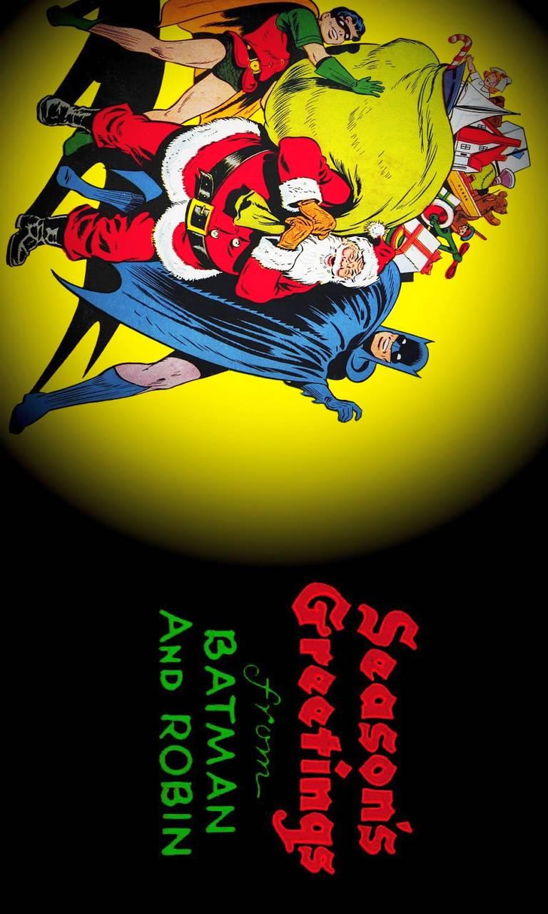 batmans christmas