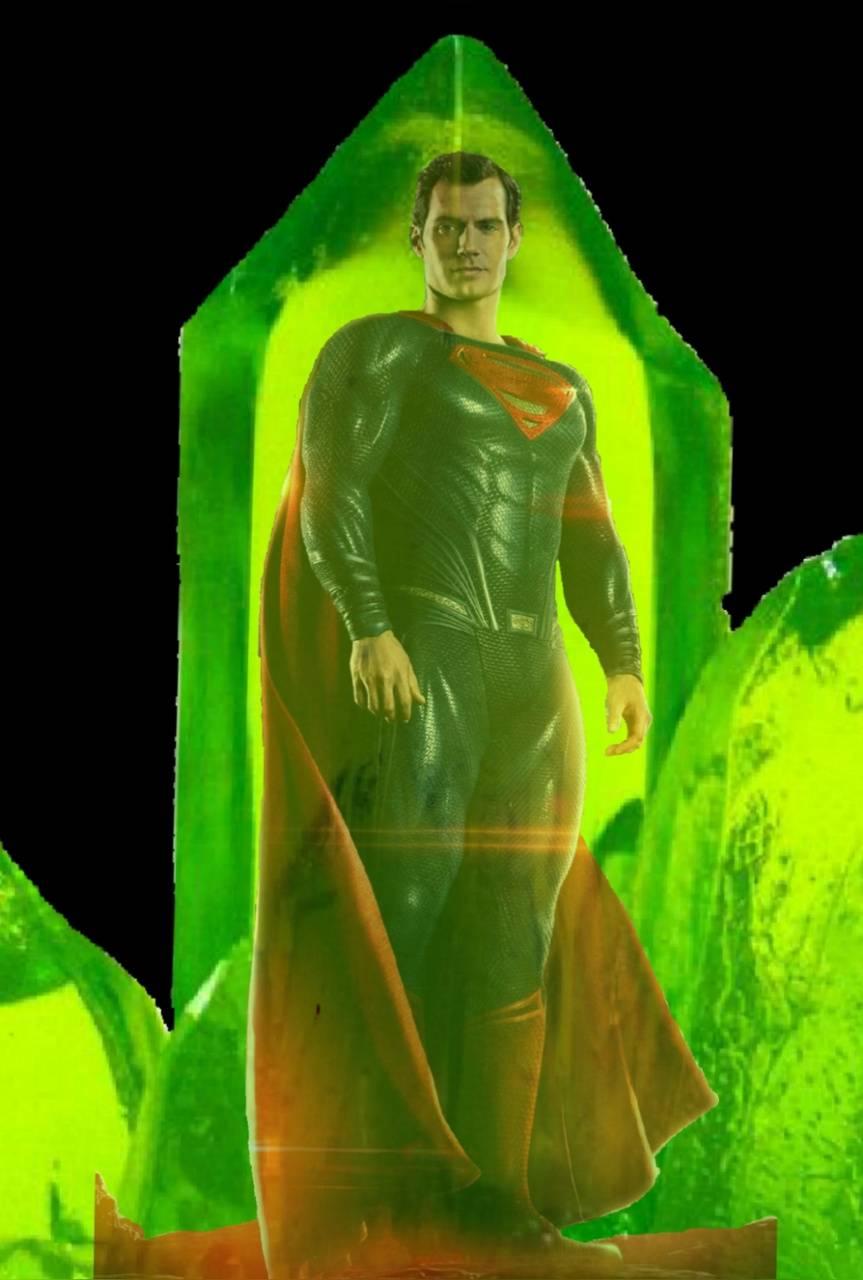 Superman-kryptonite