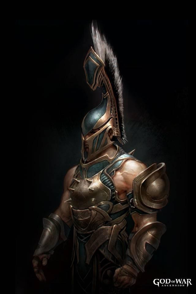 God Of War  Odysseus