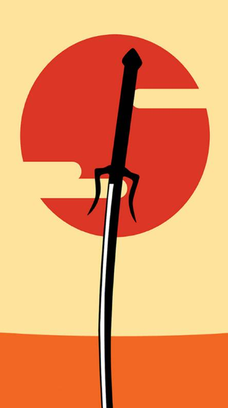 samurai champloo iphone wallpaper