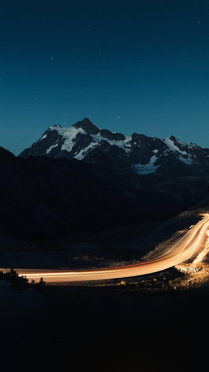 Night Mountain Road