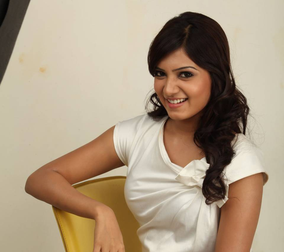Samantha Photoshoot