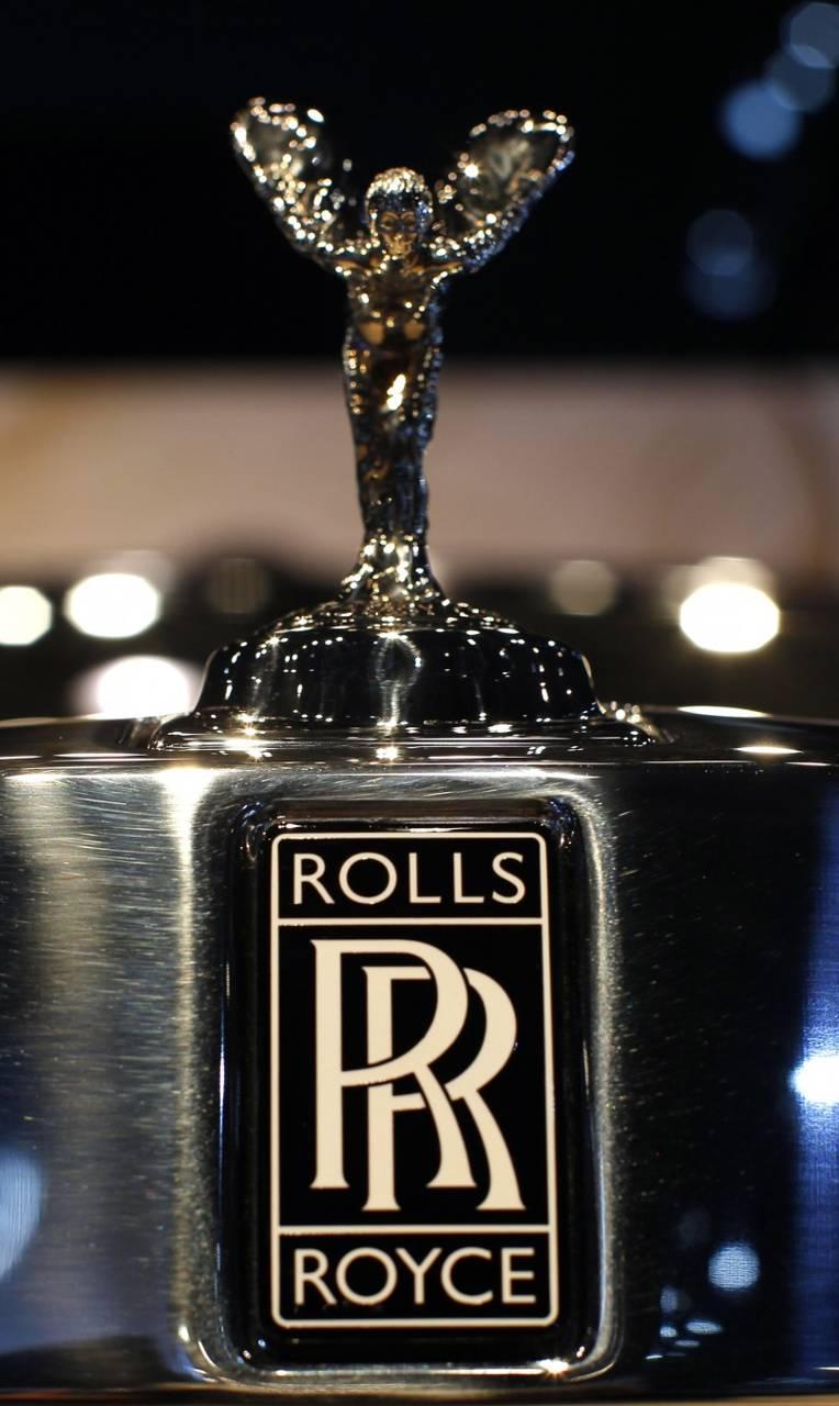 Rolls Royce Logo Wallpaper By Nav Rockz E6 Free On Zedge