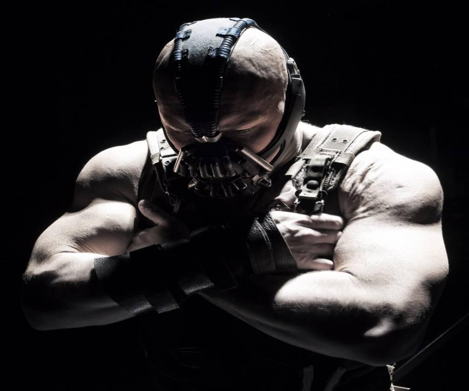 Bane Batman Tom Hard