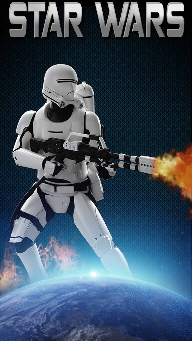 FLAME TROOPER -fire