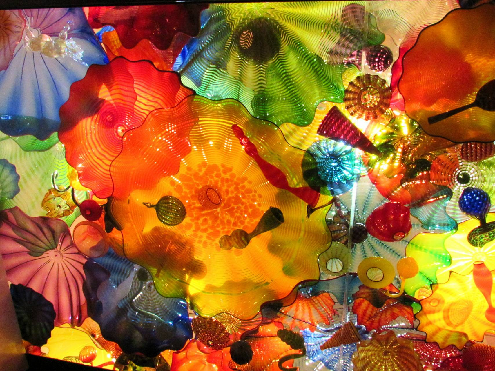 Chihuly pieces 1
