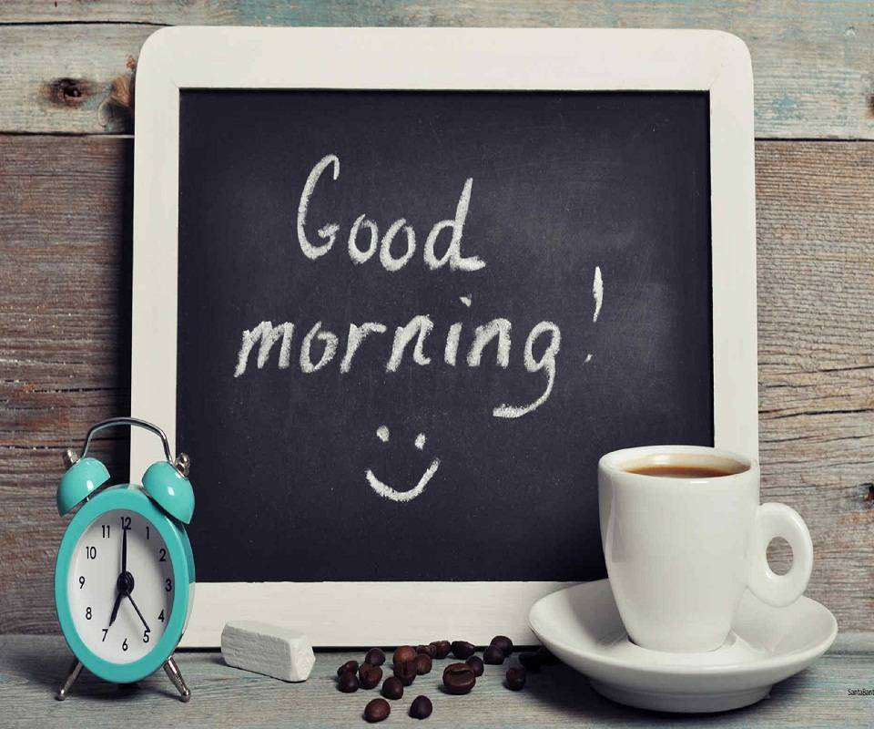 Good morning Wallpaper by __Sonia__ - 5a