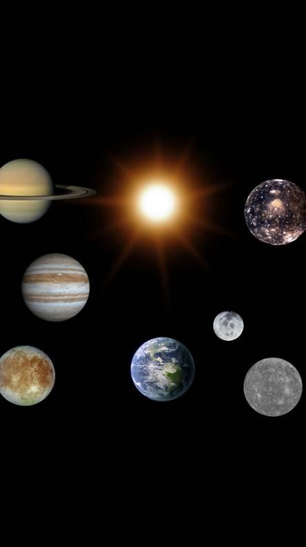 Planets 10