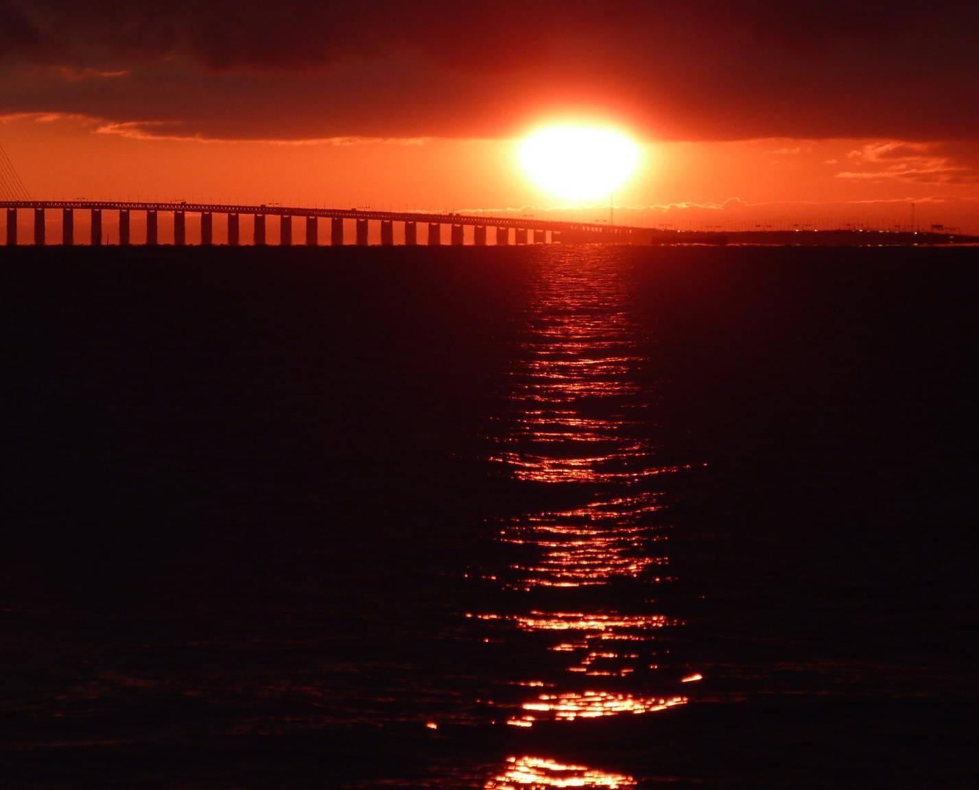 Sunset Denmark