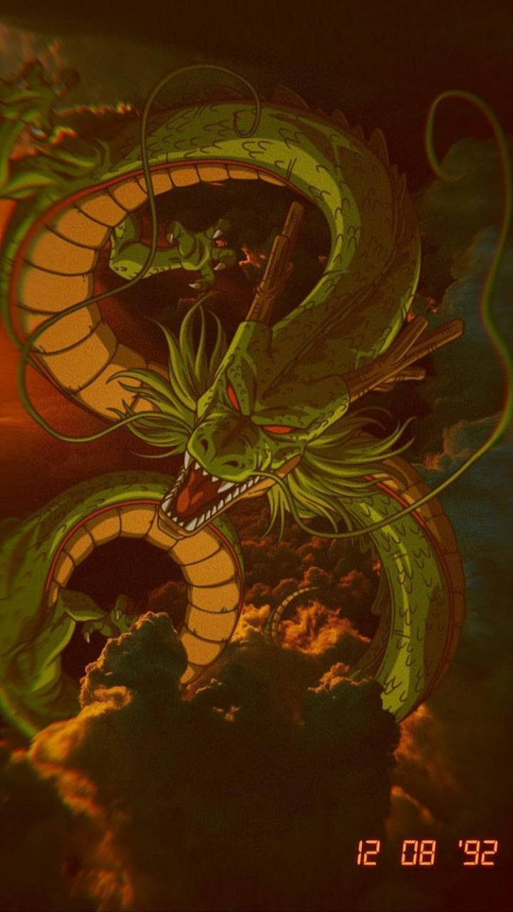 Shenron Dragon Wallpaper By Nicolo69 01 Free On Zedge