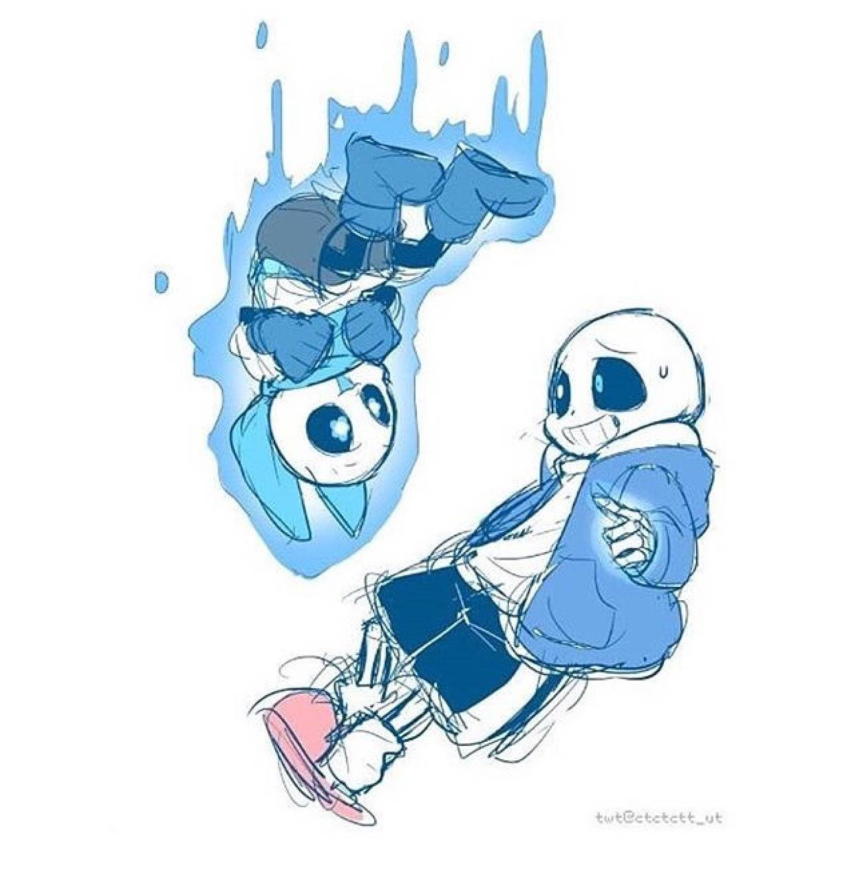 Ut sans and Us sans wallpaper by DoNtLoOkBeHiNdYoU - 7e ...